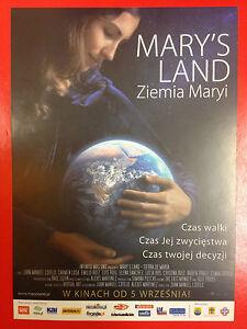 Juan Manuel Cotelo - MARY&#039;S LAND - Polish promo FLYER - <span itemprop=availableAtOrFrom>Gdynia, Polska</span> - Juan Manuel Cotelo - MARY&#039;S LAND - Polish promo FLYER - Gdynia, Polska