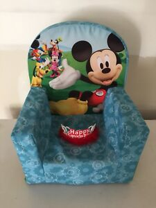 Toddler Mickey Mouse Chair