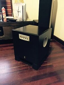 Yamaha YST-SW515 Active Subwoofer Speaker Home Theatre East Fremantle Fremantle Area Preview