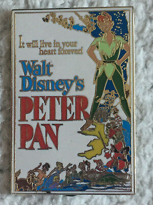 Disney DisneyShopping.com - 'Peter Pan' Movie Poster Pin Artist Proof AP