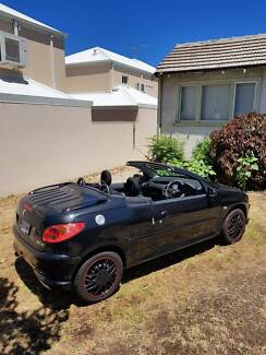2006 Peugeot 206 Convertible Scarborough Stirling Area Preview