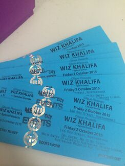 CLIQUE: WIZ KHALIFA ( Industry Priced Tickets ) Success Cockburn Area Preview