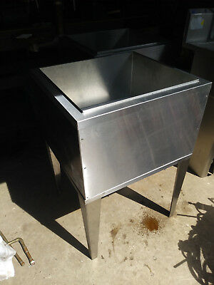 Drop In Ss Cold Plate 9 Circuit Soda Lines Ice Cheststand Comcl Beverage Cool