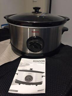 Ronson 6L Slower Cooker