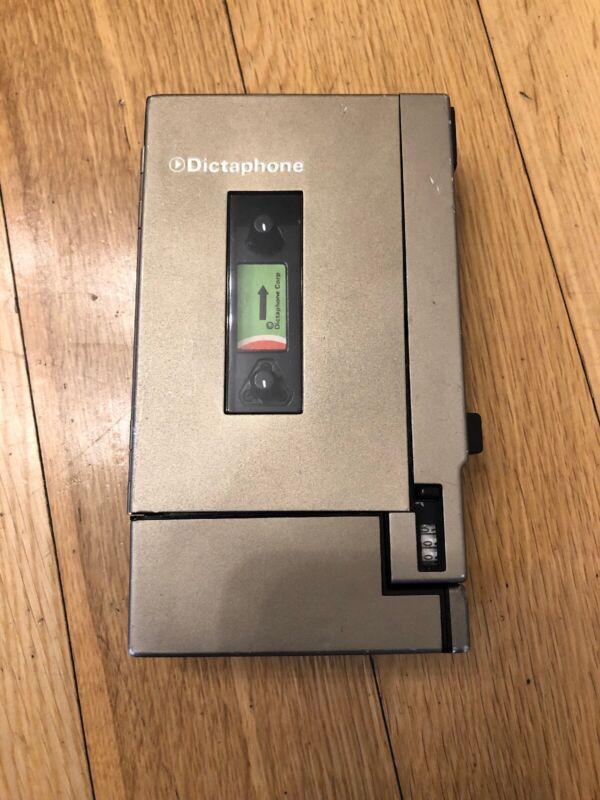 Vintage Original Dictaphone Cassette Tape Player Model 220 Made in Japan