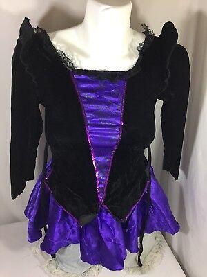Unbranded Girls Halloween Costume Size Small Purple Longsleeve Bin79#27](27 Dresses Halloween Costume)