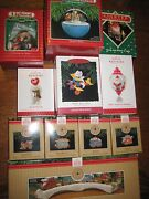 Hallmark Christmas Ornaments 1987