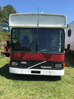 1989 Volvo V10 motor home/bus Caboolture Caboolture Area Preview