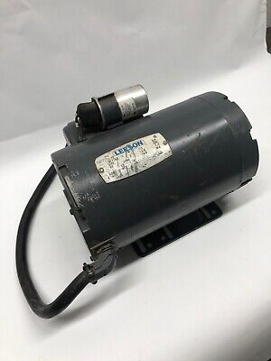 Ridgid 120v 60hz Replacement Motor W Capacitor For 1224 Threading Machine