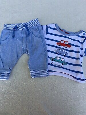 Boys Summer Outfit. Newborn