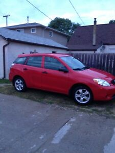 Toyota Matrix 2008 for 6,900
