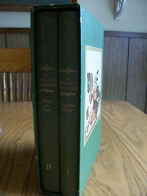 The Horizon Cookbook   Vol  1   Ii   Hc   History   Recipes   Menus
