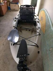 kayak hobie sport Byron Bay Byron Area Preview