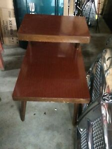 Retro Antique Side Tables