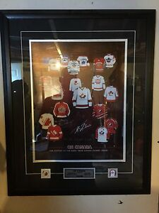 Team CANADA Hockey jersey picture