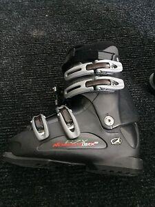 Bottes de ski femme grandeur 24