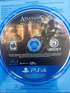 Assassin's Creed Syndicate PS4 Excellente Condition
