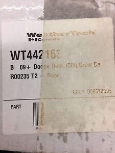 Weather Tech Dodge 1500 Crew Mat