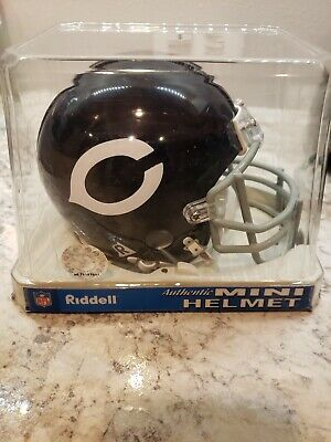 Riddell NFL Chicago Bears Authentic Throwback -