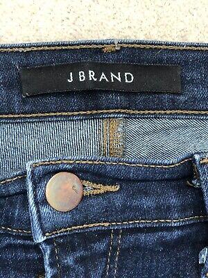 J BRAND 29 10-12 Womens Jeans Skinny Dark Wash Blue MARIA W29 L29