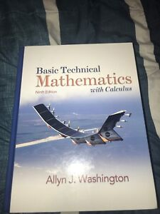 Basic technical mathematics with calculus month edition