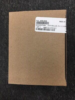 New Simplex 4099-9006 - Addressable Manual Idnet Pull Station W Led