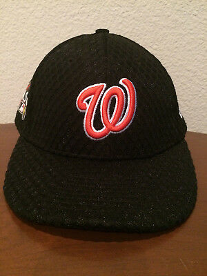 sneakers for cheap cc0a0 c245d New Era Washington Nationals MLB All Star Game Hat Size 7-1 4 NWT  40.00