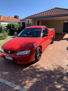 Holden commodore vy storm