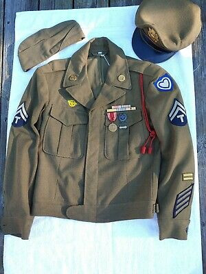 Ww2 us army uniform