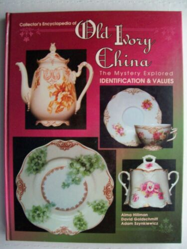 Antique Ivory China Porcelain $$$ id Price Guide Collector