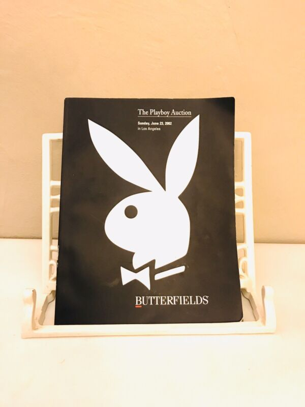 Butterfields The Playboy Auction Catalog 2002