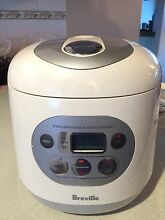 Breville Programmable Rice Cooker Rozelle Leichhardt Area Preview