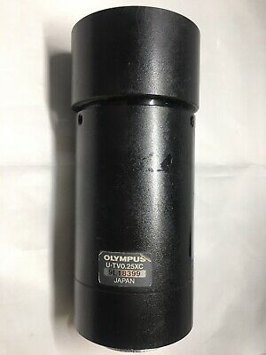 Olympus Microscope C-mount Camera Adapter U-tv0.25xc Original