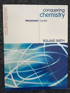 CONQUERING CHEMISTRY: Preliminary Course+ NelsonNet Homebush Strathfield Area Preview