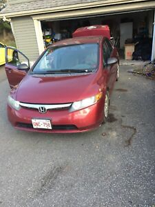 Civic *old lady driven*