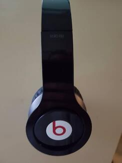 BEATS DR DRE WIRED SOLO HD (Black Color)