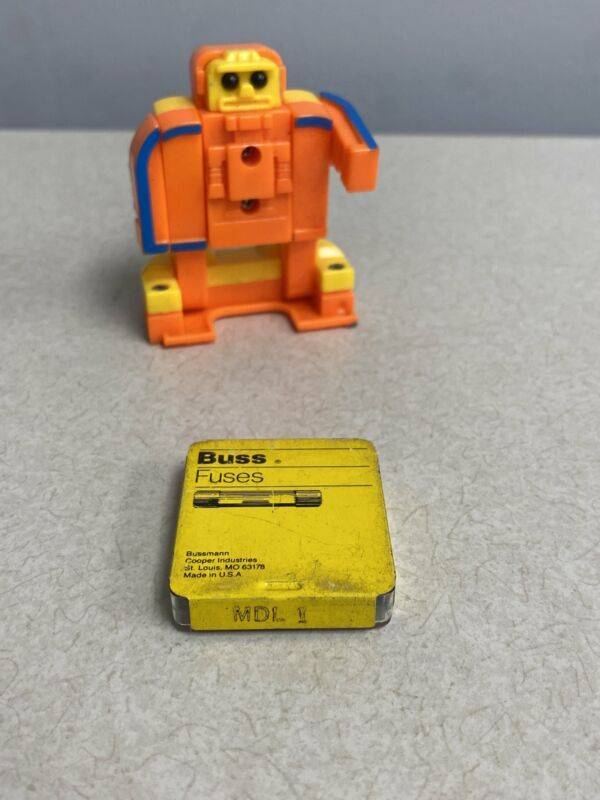 Cooper Bussmann MDL-1 Fuses, *Lot of (2) Packs of (5)*