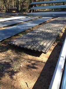 Roof iron South Maclean Logan Area Preview