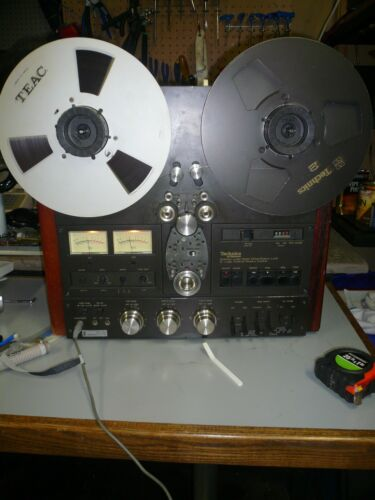 Technics 1500 Reel to Reel - Fantastic Tape Deck in Very Good Condition