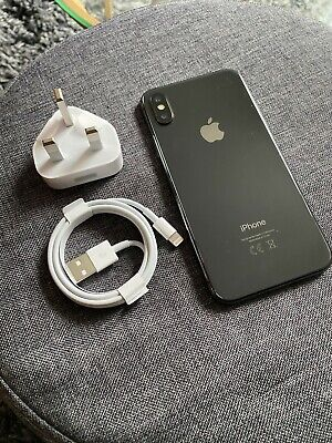 Apple iPhone X - 64GB - Space Grey - Unlocked - Great Condition
