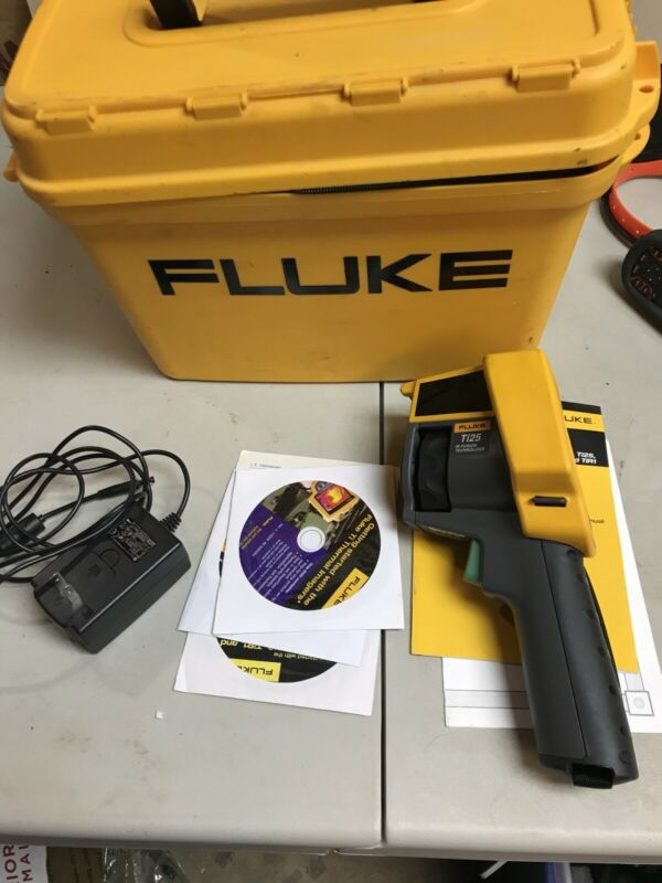 Fluke Thermal Imager Ti25 in Fluke hard case