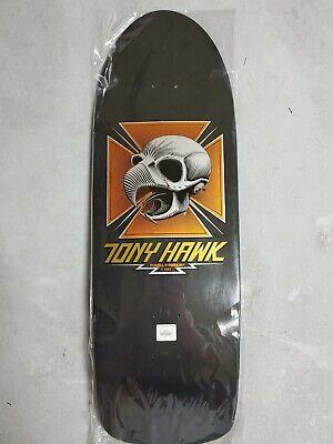 Tony Hawk Powell Peralta Bones Brigade Black Metallic Deck