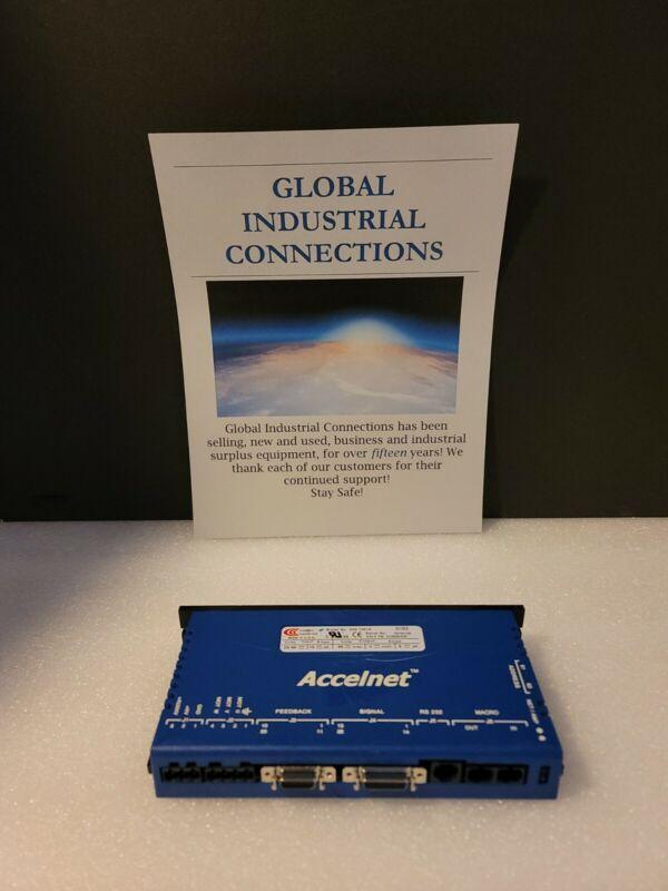 Copley Controls 800-1561A Accelnet Servo Amplifier