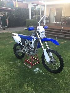 Wr450f Tingalpa Brisbane South East Preview