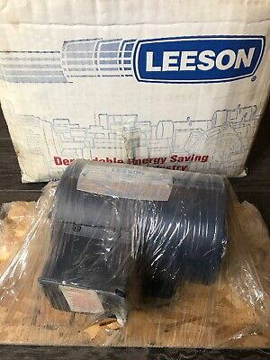 New Leeson 13 Hp Electric Motor 34502850 Rpm 208-230460 42y Frame 3 Phase