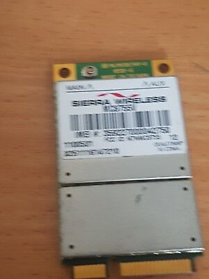 Sierra Wireless MC8775V PCI Express Mini Card