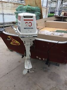 Johnson 20hp Outboard