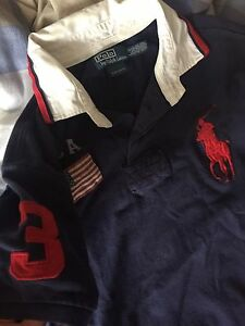 Ralph lauren polo shirt (20$)