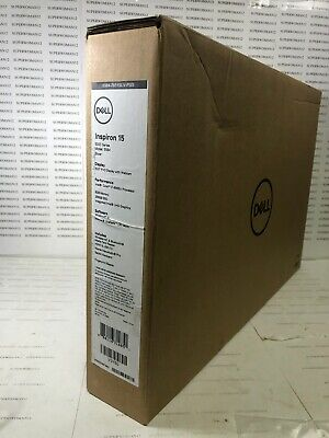 "BRAND NEW SEALED Dell 15.6"" Laptop Intel Core i7 8 GB Ram 256GB SSD"