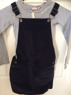 Country Road Kids top and pinafore